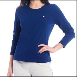 TOMMY HILFIGER classic blue long sleeve 3104030